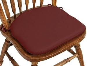 indoor outdoor 16 w contoured dining chair