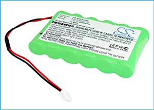 Replacement battery for Graetz TC850B, TC850C