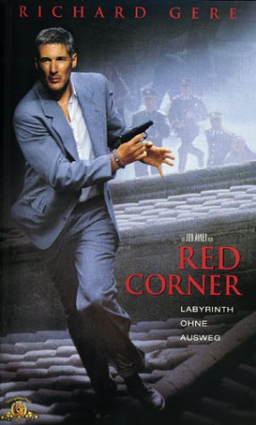 Red Corner - Labyrinth ohne Ausweg [VHS]