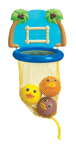 Munchkin Bath Dunkers Toy Set - 1