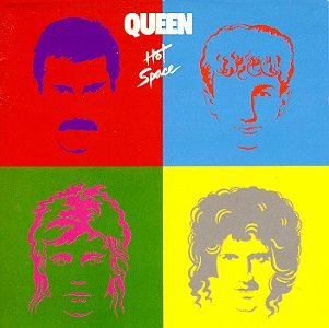 Hot Space artwork