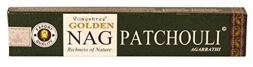 Räucherstäbchen Golden Nag Patchouli, Golden Nag Patchouli 15er