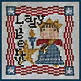 img - for Lady Liberty Cross Stitch Chart and Charm book / textbook / text book