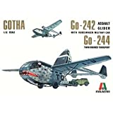 1 72 Gotha Go 242 244 Transport Glider by Italeri