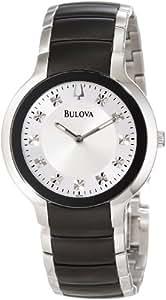 Bulova Men's 98D118 Diamond  Watch