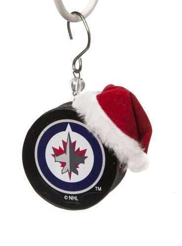 Winnipeg Jets Christmas Ornament Christmas Jets Ornament