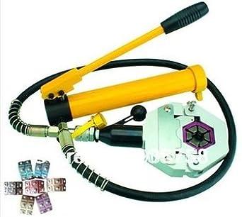 sd 7842b hand hydraulic hose crimping tool ac repair tools. Black Bedroom Furniture Sets. Home Design Ideas