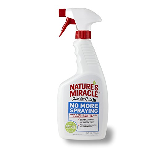 Nature's Miracle No More Spraying Just For Cats Stain & Odor