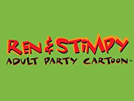 Ren & Stimpy Adult Party Cartoon