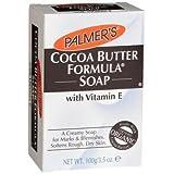Palmer's Cocoa Butter Formula, Cream Soap Bar With Vitamin E - 100ml (Pack Of 3) + Free Ayur Tulsi Neem Soap 75g