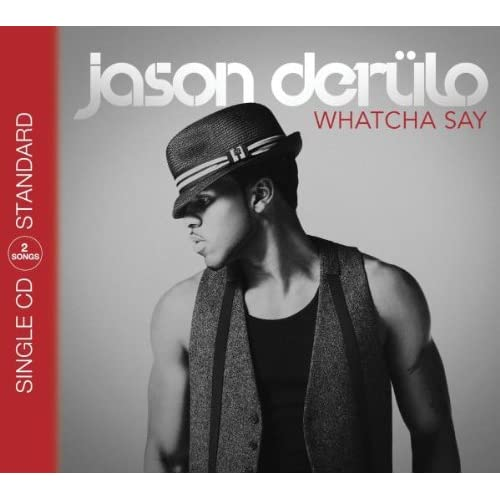 Whatcha-Say-2track-Jason-Derulo-Audio-CD