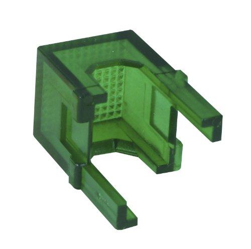 Kopp 763708005 Taste/Kalotte für Leuchttaster und melder, grün