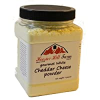 Hoosier Hill Farm White Cheddar Cheese Powder 1 lb