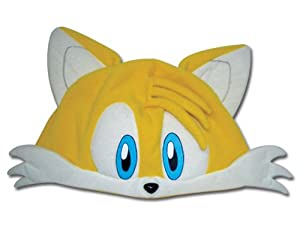 Great Eastern Sonic the Hedgehog Series: Tails Fleece Cap