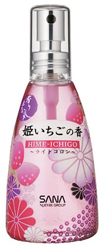 サナ 香りほのか水 姫いちごの香 50ml