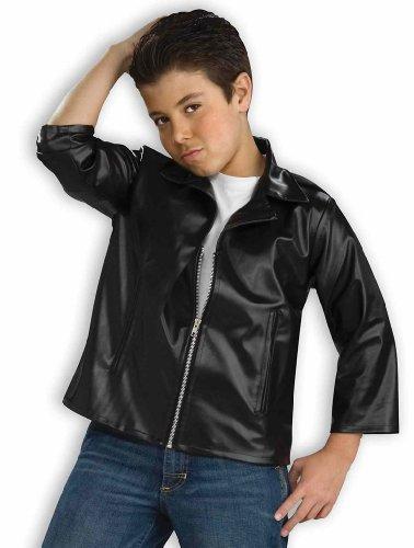 Kids 50s Greaser Costume Jacket