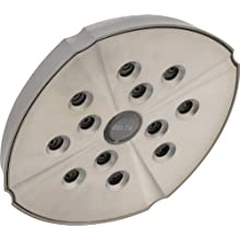 Delta RP61265SS Universal Showering Components, Raincan Showerhead, Stainless