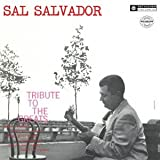 Sal Salvador - A Tribute To The Greats [Japan LTD CD] CDSOL-6069