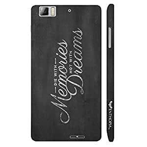 Lenovo K 900 Die with Memories designer mobile hard shell case by Enthopia