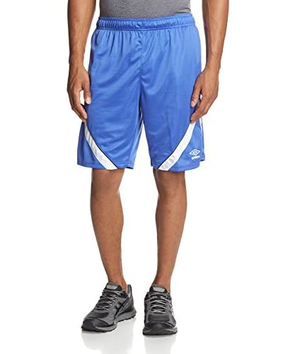 Umbro Men's Mix Fabric Fashion Shorts