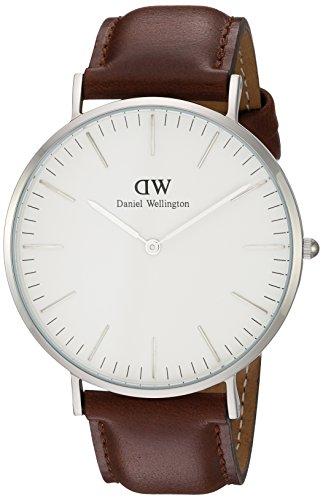 Daniel-Wellington-Classic-St-Andrews-Orologio-da-polso-Uomo