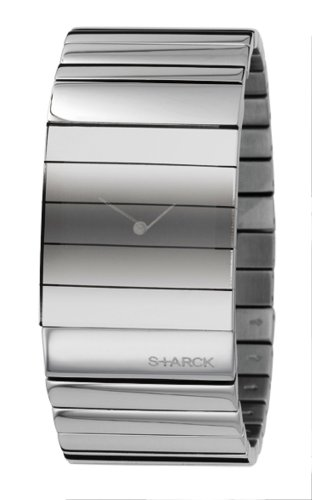 Philippe Starck PH5016 Gents Stainless Steel Strap