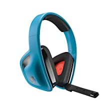 buy Skullcandy Slyr Gaming Headset, Blue (Smslfy-012)
