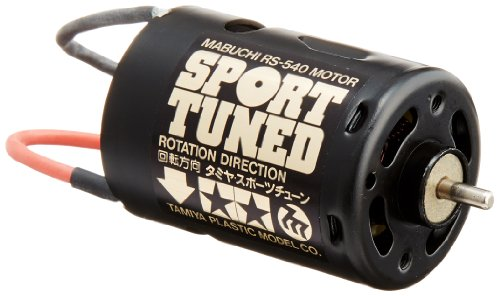 Rs540 Sport Tuned Motor: All 540