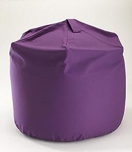 Children Size Cotton Purple Bean Bag Hallways ®