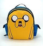 Small Size Big Jake Adventure Time Backpack - Kid Size Bookbag