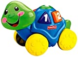 Fisher Price Laugh & Learn Roll-Along Turtle L6361