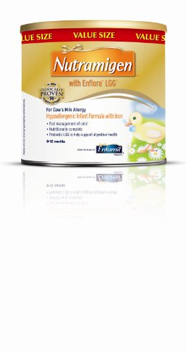 Enfamil Nutramigen with Enflora LGG Powder, Large, 19.8 Ounce