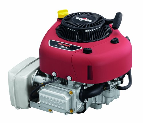 Briggs & Stratton 21R707-0011-G1 10.5 Gross HP Engine with 1-Inch by 3-5/32-Inch Length Crankshaft Tapped 7/16-20-Inch image