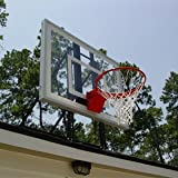 Roof King Gold: Complete Roof-Top Mounted Basketball Goal System with 48 Inch Clear... by Pro Dunk