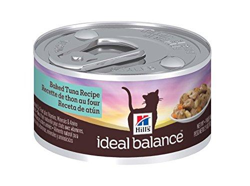 Hill's Ideal Balance Baked Tuna Recipe