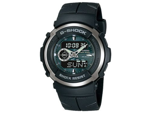 Casio CASIO G shock g-shock G spike G-SPIKE an analog-digital watch G300-3 A [parallel import goods]