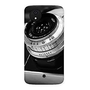 Special BW Camera Up Back Case Cover for Micromax Canvas A1