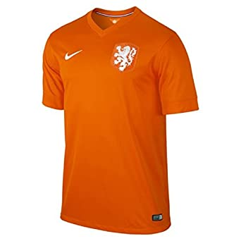 Holland Home Jersey World Cup 2014 by Unknown