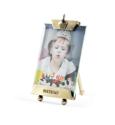 Mud Pie Birthday Frame