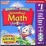 Product B000DIMTEY - Product title Reader Rabbit Personalized Math 4-6 Deluxe