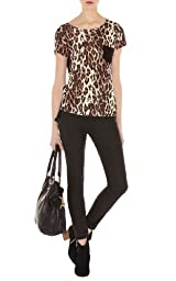 Leopard Print T-shirt