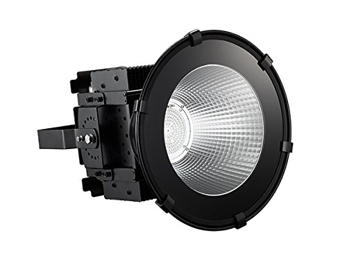 Kingele Led High Bay Light, Black Color,Ul Listed,100W
