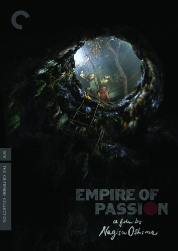 Cover art for  Empire of Passion (The Criterion Collection)