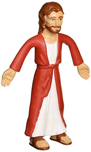NJ Croce Jesus of Nazareth Bendable - 1