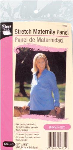 Buy Dritz(R) Maternity Panel - 9-1/2 Inch x24 Inch Black