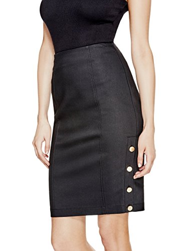 GUESS Womens Maryna Pencil Skirt