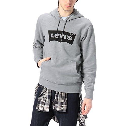 (リーバイス)LEVI'S(リーバイス) グラフィック プルオーバーパーカ 17890-0003  Greys S