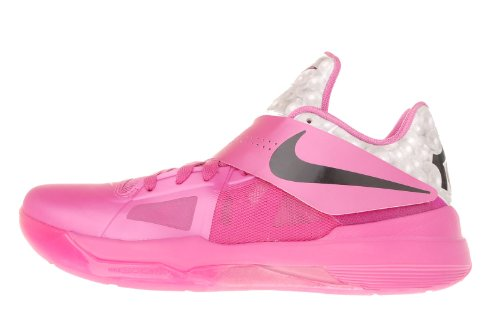 bbcd59873da5 Nike Zoom KD IV Aunt Pearl Kay Yow Breast Cancer Limited Edition Pink 473679 -601  US size 9   Buying Click Here!