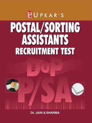 Postal / Sorting Assistants Recruitment Test