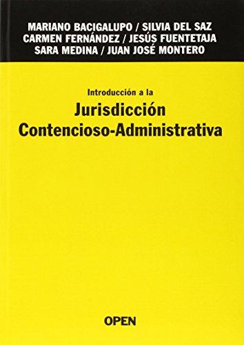INTRODUCCION A LA JURISDICCION CONTENCIOSO-ADMINISTRATIVA